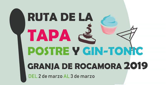 Granja de Rocamora celebra su I Ruta de la Tapa, Postre y Gin-Tonic 6