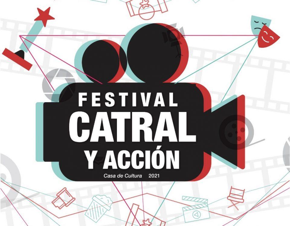 Gala de premios en la final del Certamen Nacional de Cortometrajes Catral y Acción 6