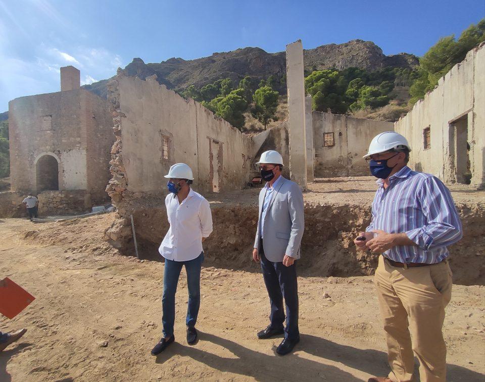 Comienzan las obras de recuperación de la Casa de los Mineros en Orihuela 6