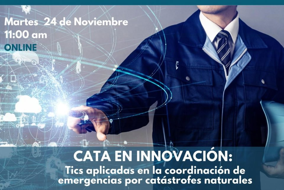 Orihuela participará en la Cata de Innovación de TICs en la coordinación de emergencias por catástrofes naturales 6