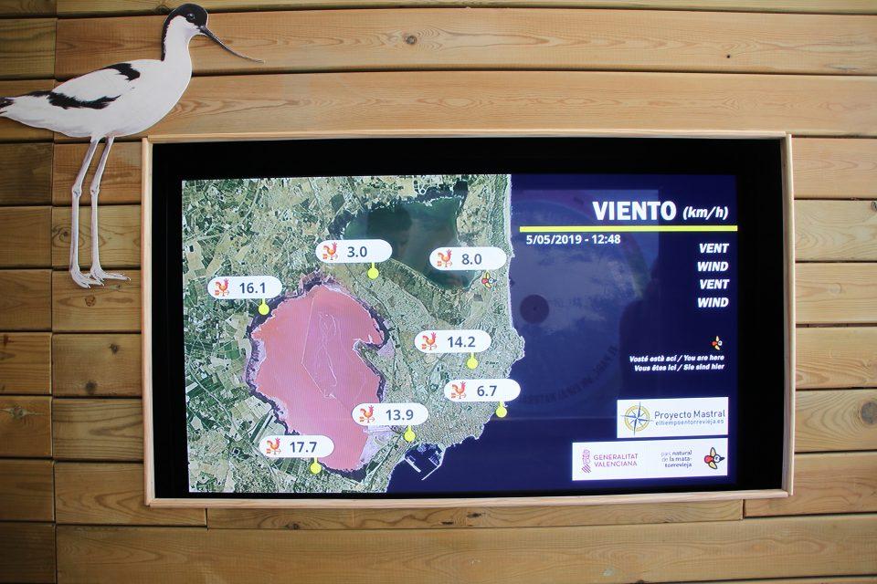 En marcha el nuevo recurso divulgativo sobre el clima del Parque Natural de La Mata 6