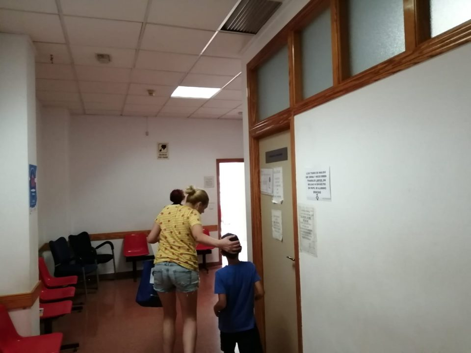 Redován adecuará su consultorio médico 6