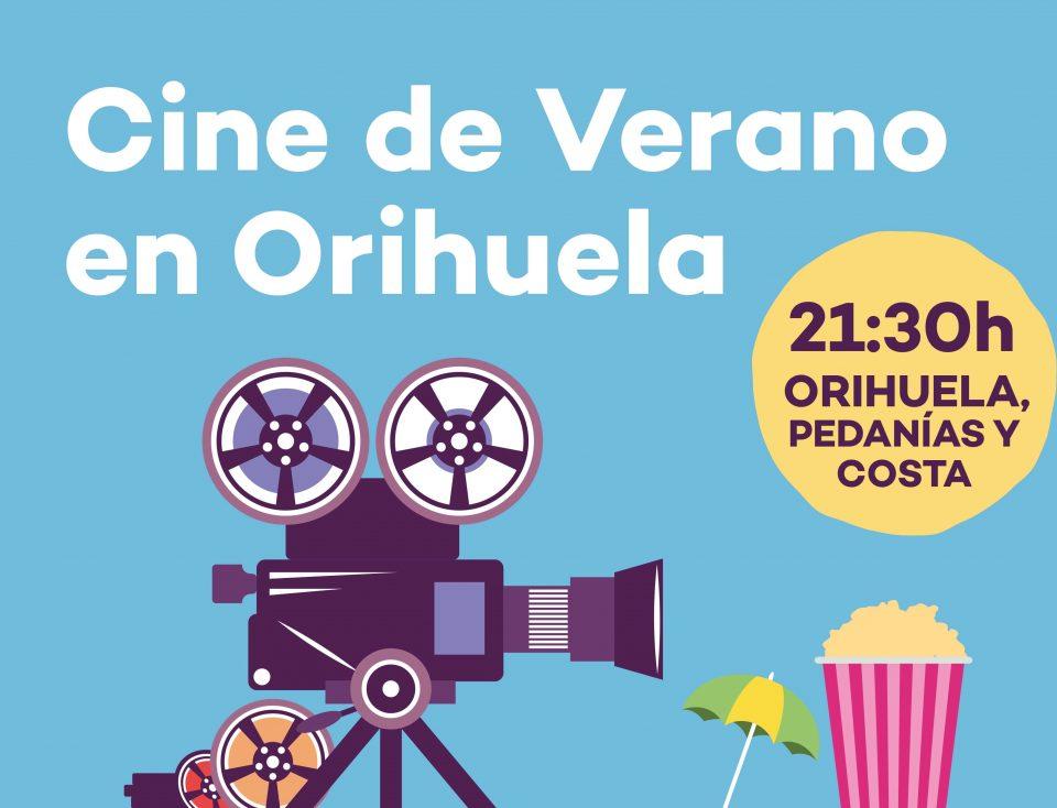 Juventud lleva a Orihuela, costa y pedanías el Cine de Verano 6