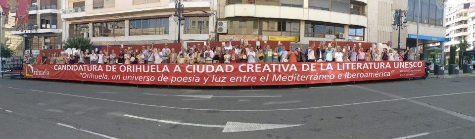 Orihuela se mueve por su candidatura a Ciudad Creativa 6