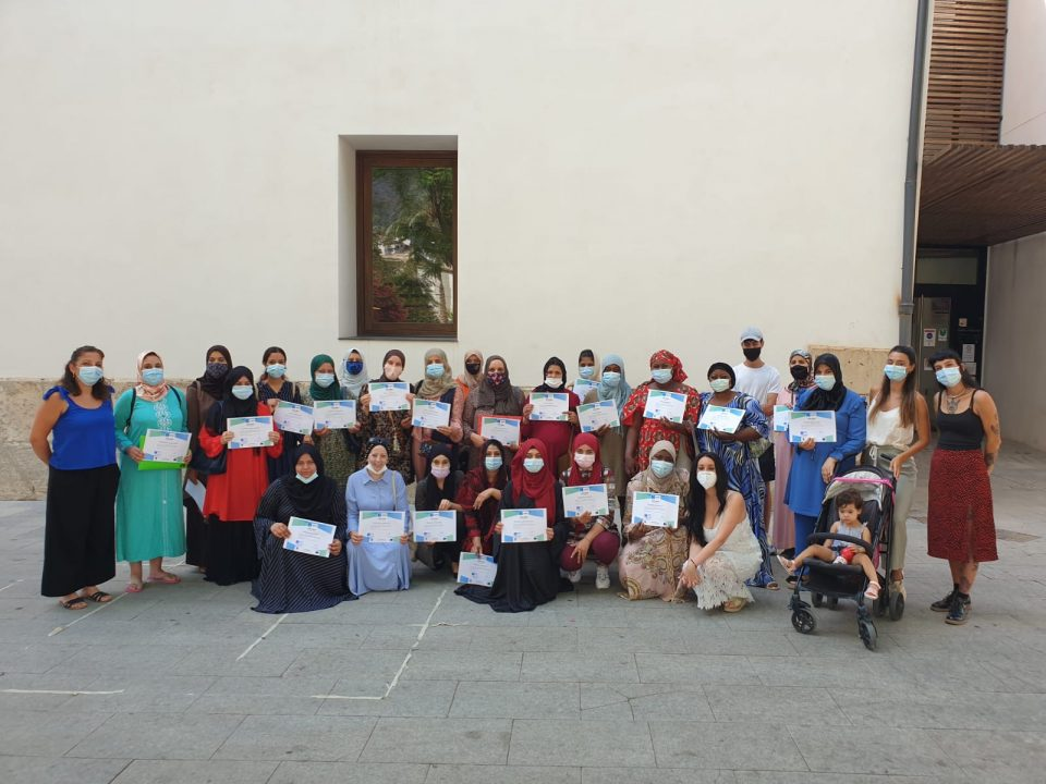 Clausura de los cursos de español del Programa de Inmersión Lingüística en Orihuela 6