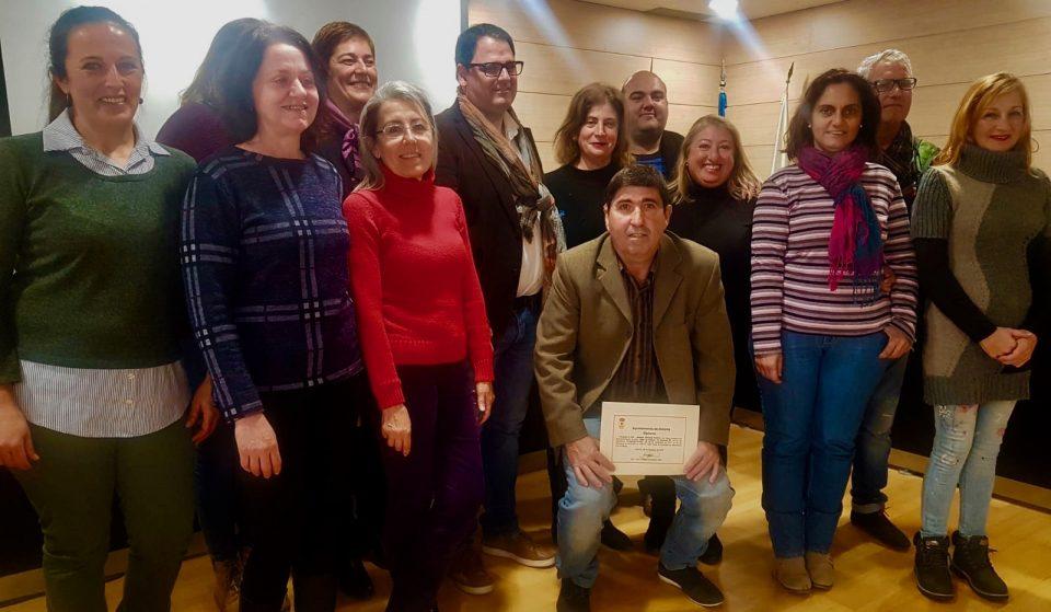 """Los alumnos trabajadores del Taller de Empleo """"Alameda III"""" de Dolores reciben su diploma 6"""