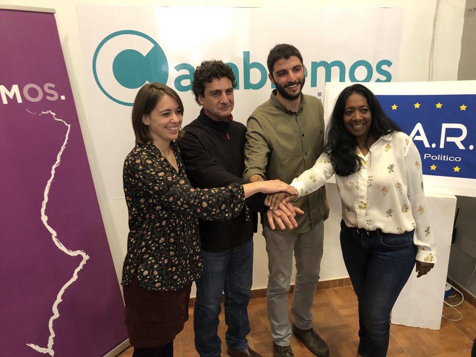 Cambiemos, Podemos y CLARO forman coalición para las próximas elecciones 6