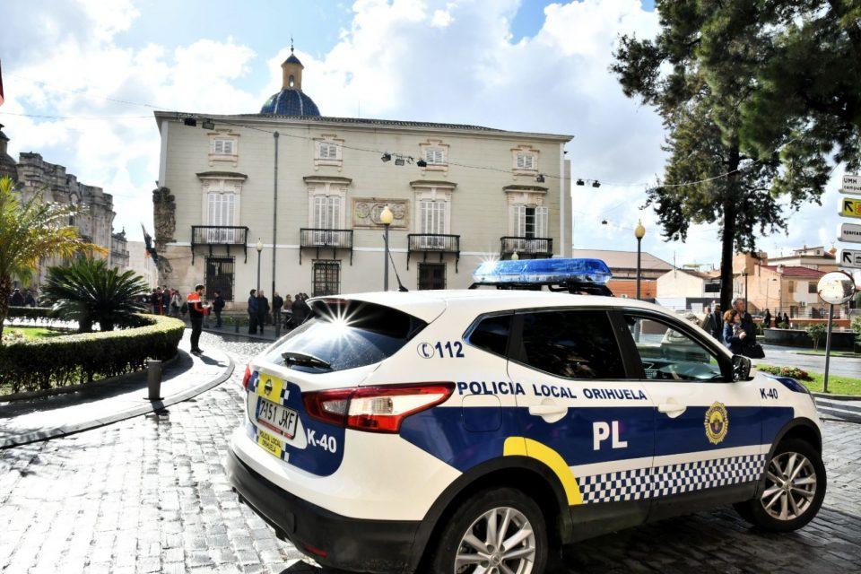 Detenida la presunta autora de varios robos en Orihuela 6