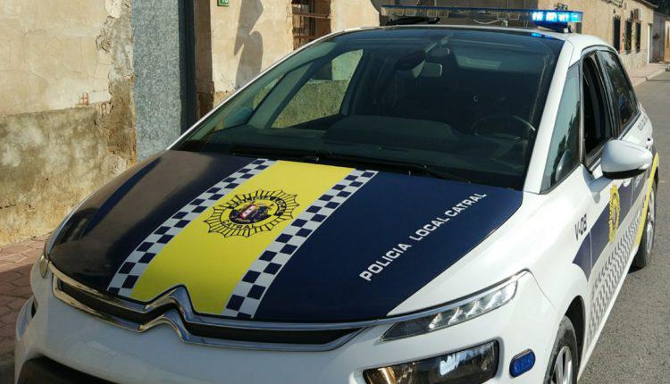 """La Policía Local de Catral denuncia """"el menosprecio"""" del gobierno municipal 6"""