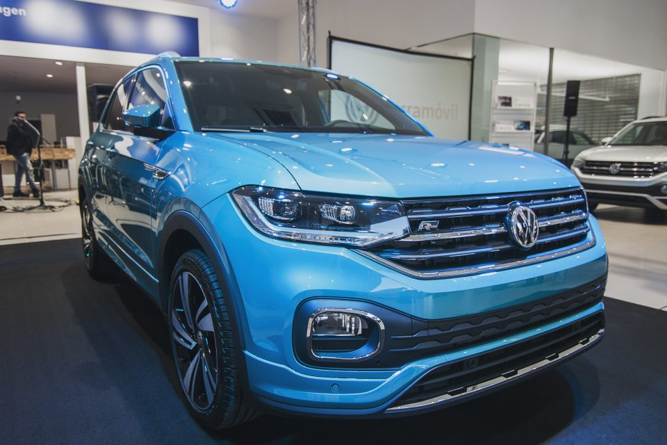 Serramóvil presenta el nuevo Volkswagen T-Cross 6