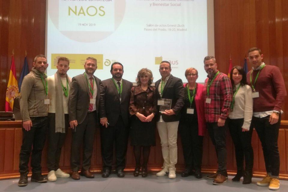 El Colegio Público de Hurchillo recibe el Premio Nacional de Alimentación Escolar 6