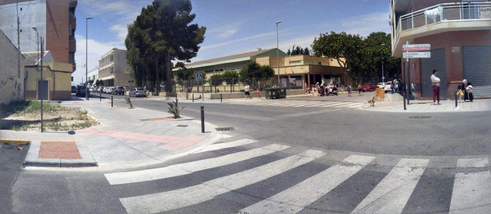 Izquierda Unida de Almoradí denuncia la falta de Policía en los colegios 6