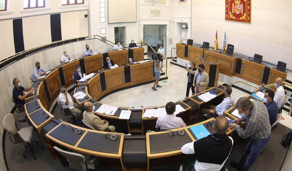 La Diputación alegará contra el Plan Hidrológico del Tajo por el recorte en el Trasvase 6