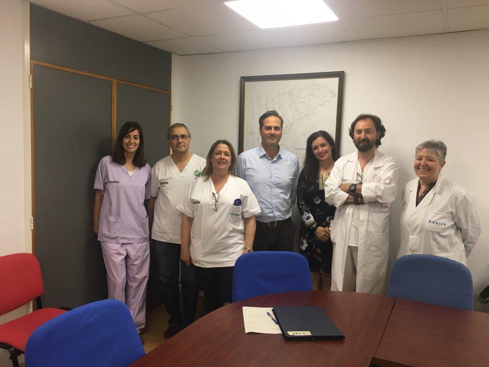 El Comité de Bioética Asistencial del Hospital Vega Baja forma a los MIR 6