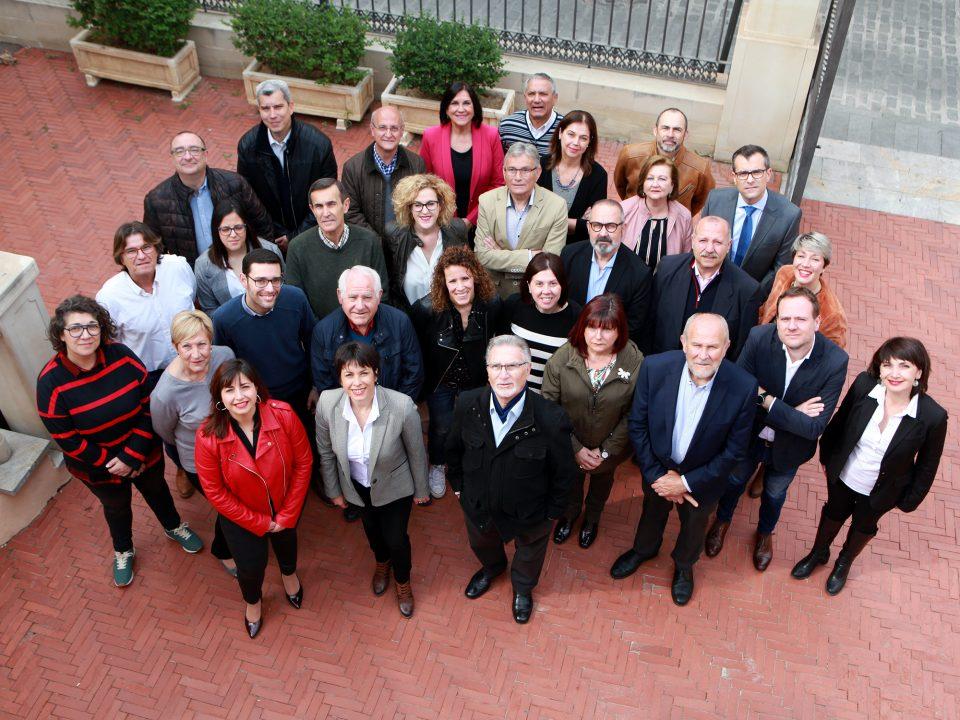 El PSOE de Orihuela presenta su comité electoral 6