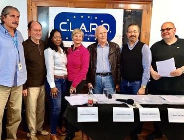 Helene Akerman repite como presidenta en el nuevo Comité Ejecutivo de CLARO 6
