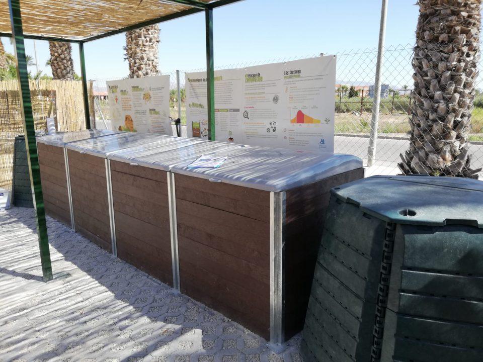 Dos municipios de la Vega Baja contarán con centros de compostaje 6