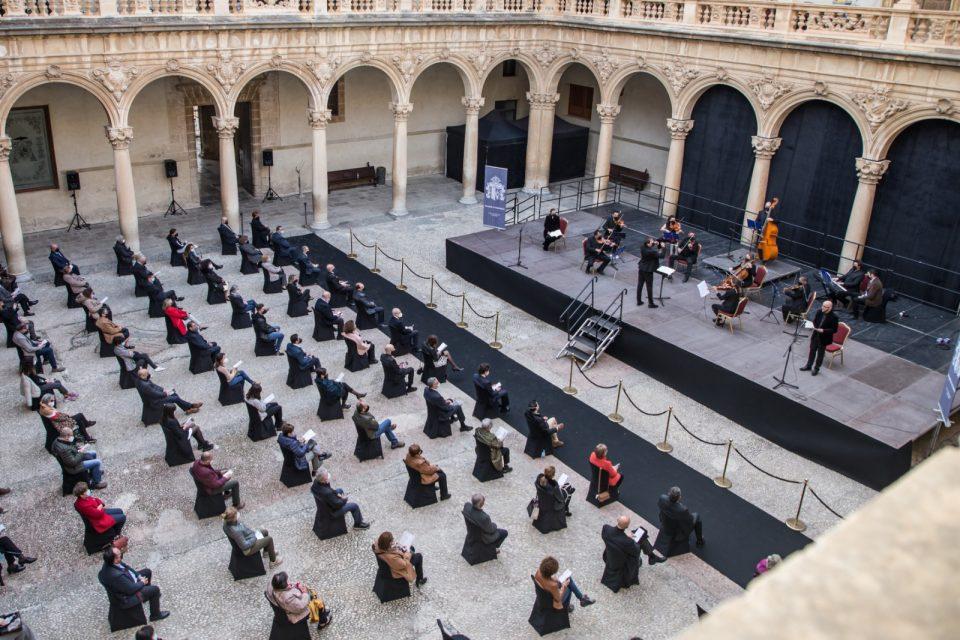 Éxito en el concierto de Stabat Mater a cargo del Esemble Casa Mediterráneo 6