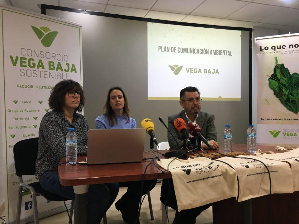 Vega Baja Sostenible presenta su Plan de Comunicación Ambiental 6