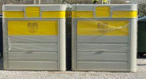 Limpieza Viaria de Orihuela adquiere 80 nuevos contenedores de recogida selectiva de envases 7