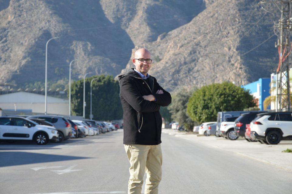 El nuevo presidente de la Asociación del Polígono Puente Alto lamenta que no lleguen las ayudas por la DANA 6