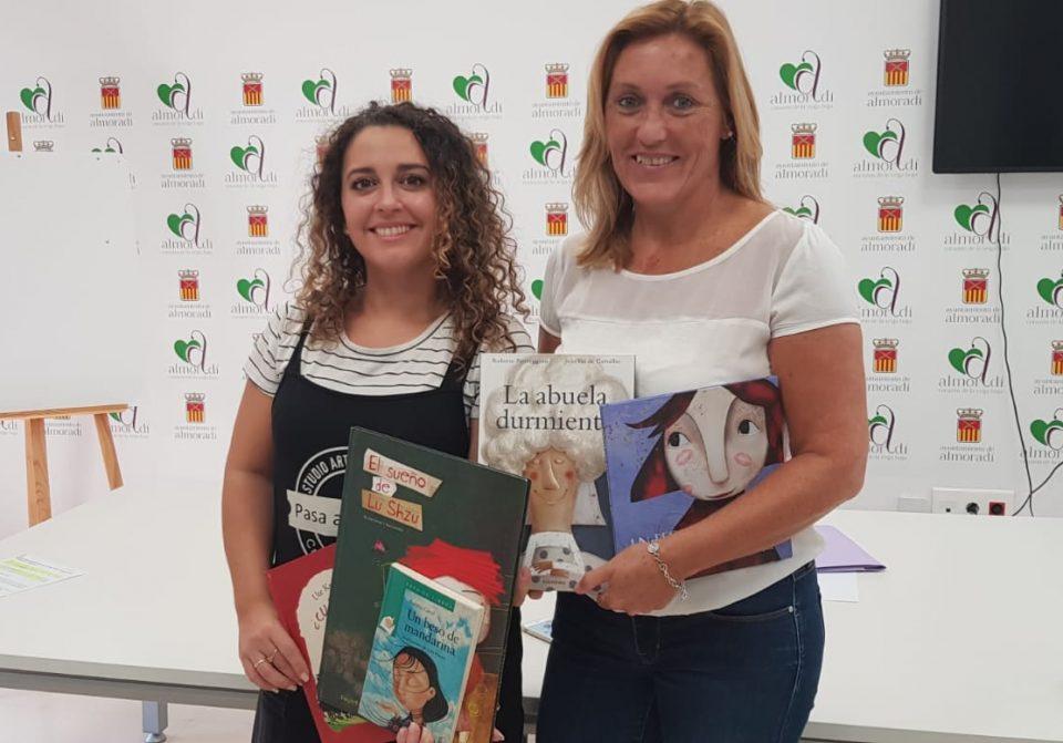 Más de 1.300 escolares asistirán a las jornadas de animación lectora de Almoradí 6