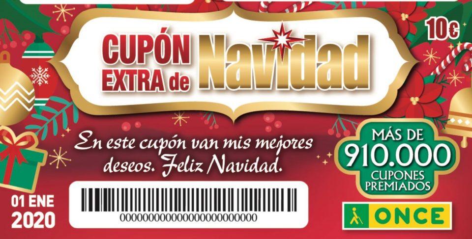 El Extra de Navidad de la ONCE reparte la suerte en Albatera 6