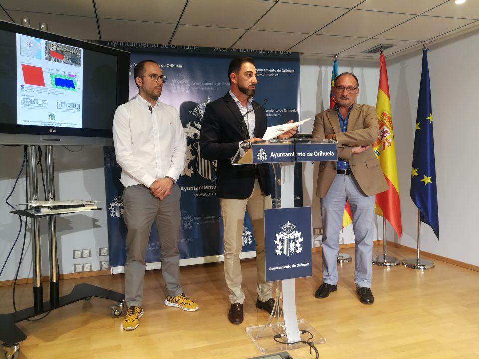 Presentado el proyecto del centro de trabajo en Orihuela Costa 6