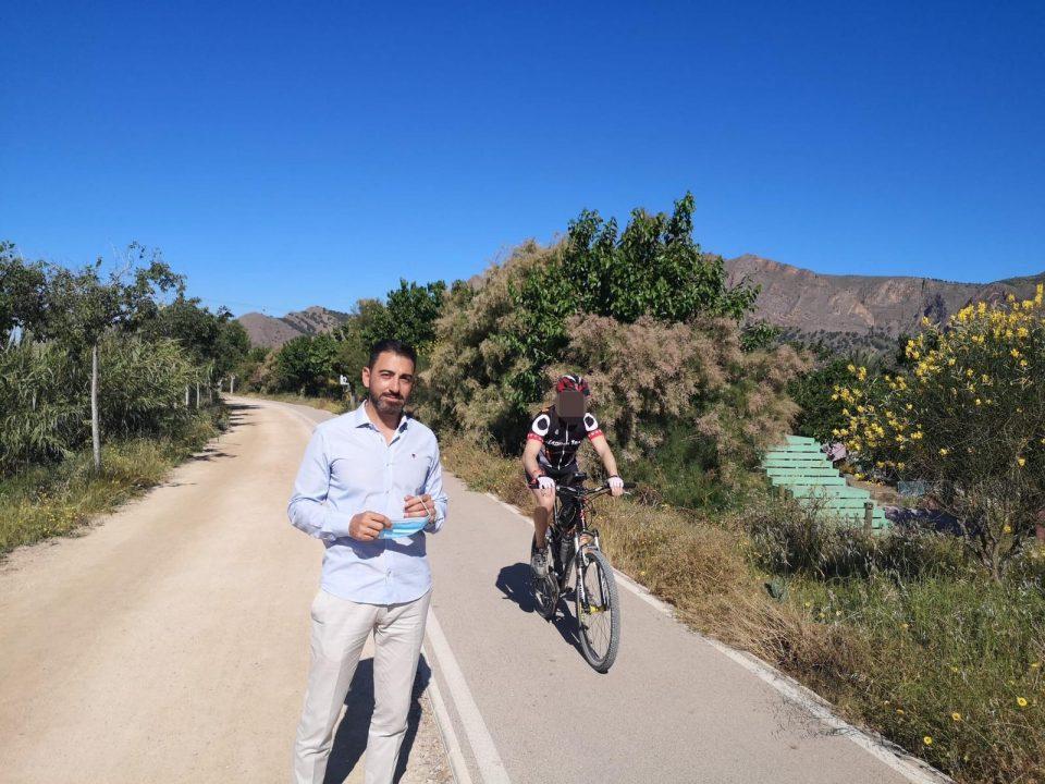 Comienza la retirada de vegetación en el tramo del río que discurre entre Orihuela y Beniel 6
