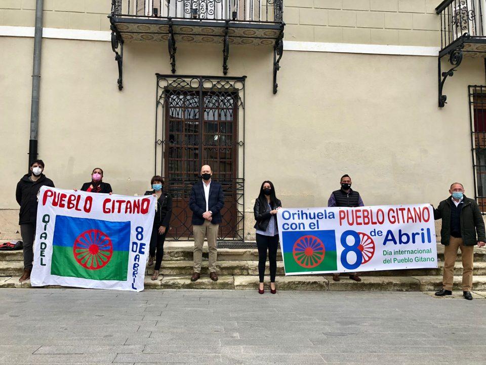 Nace en Orihuela la Asociación Plataforma Unión Gitana 6