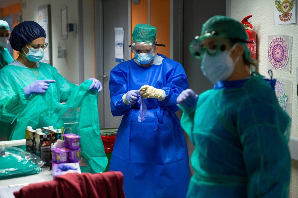 El Colegio de Enfermería de Alicante reivindica la potenciación de la Atención Primaria 6