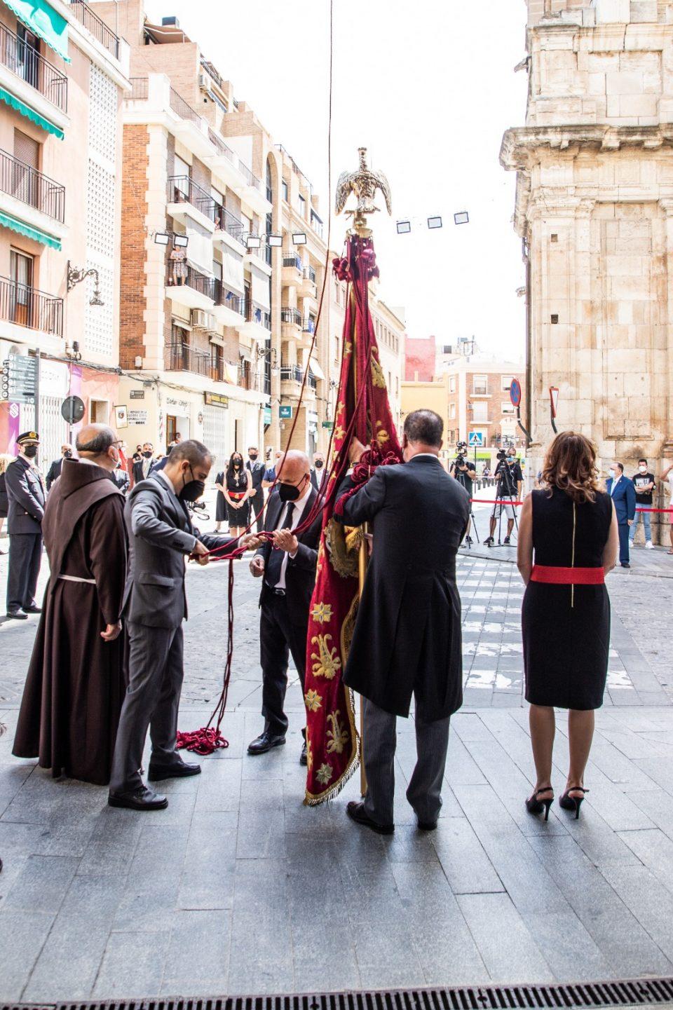 Conmemoración atípica de la Reconquista en Orihuela por segundo año consecutivo 6