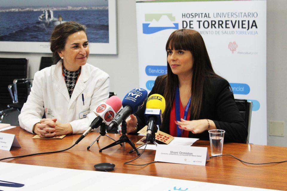 El Hospital de Torrevieja graba un videoclip para homenajear a la mujer 6