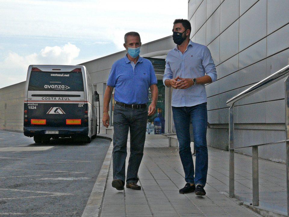 Orihuela aumenta la frecuencia de dos líneas de autobuses 6