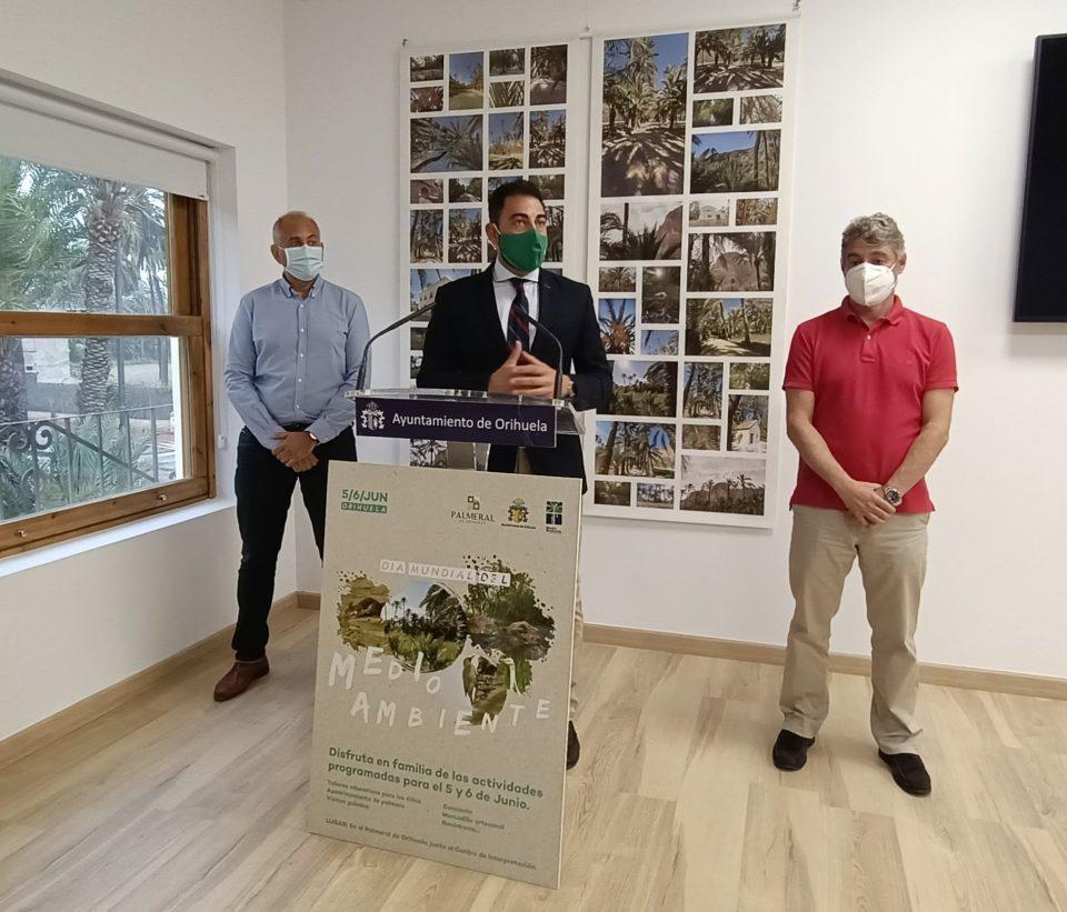 Plan de actividades en el Palmeral de Orihuela por el Día Mundial del Medio Ambiente 6