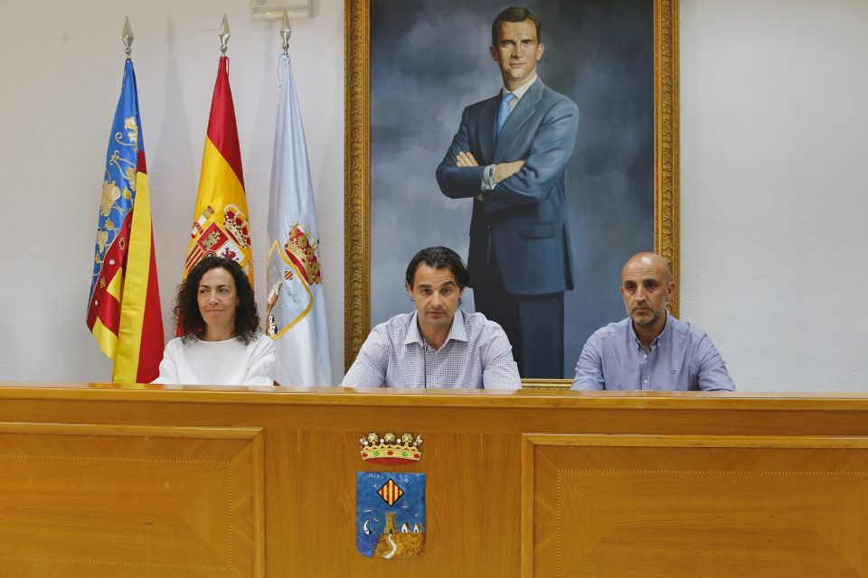 Eduardo Dolón nombra a los Tenientes de Alcalde de Torrevieja 6