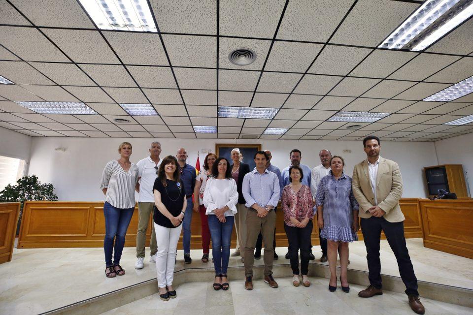 Eduardo Dolón anuncia las delegaciones de los nuevos concejales 6