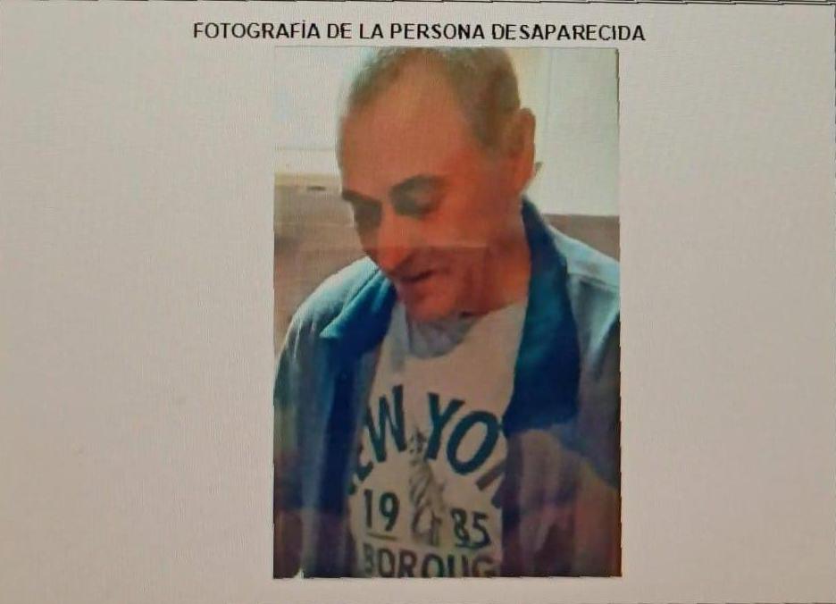 Desaparecido un hombre de 53 años en el Mudamiento-Orihuela 6