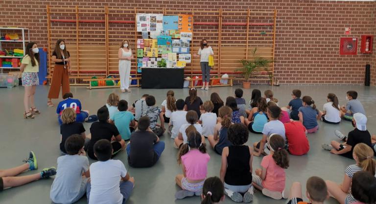 """""""Descubriendo nuestra ciudad"""", el proyecto escolar que ahonda en la idiosincrasia de Orihuela 6"""