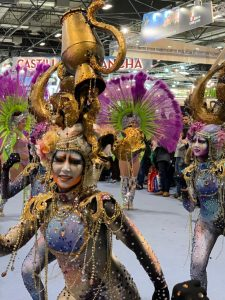 El Carnaval de Torrevieja arrasa en FITUR 7