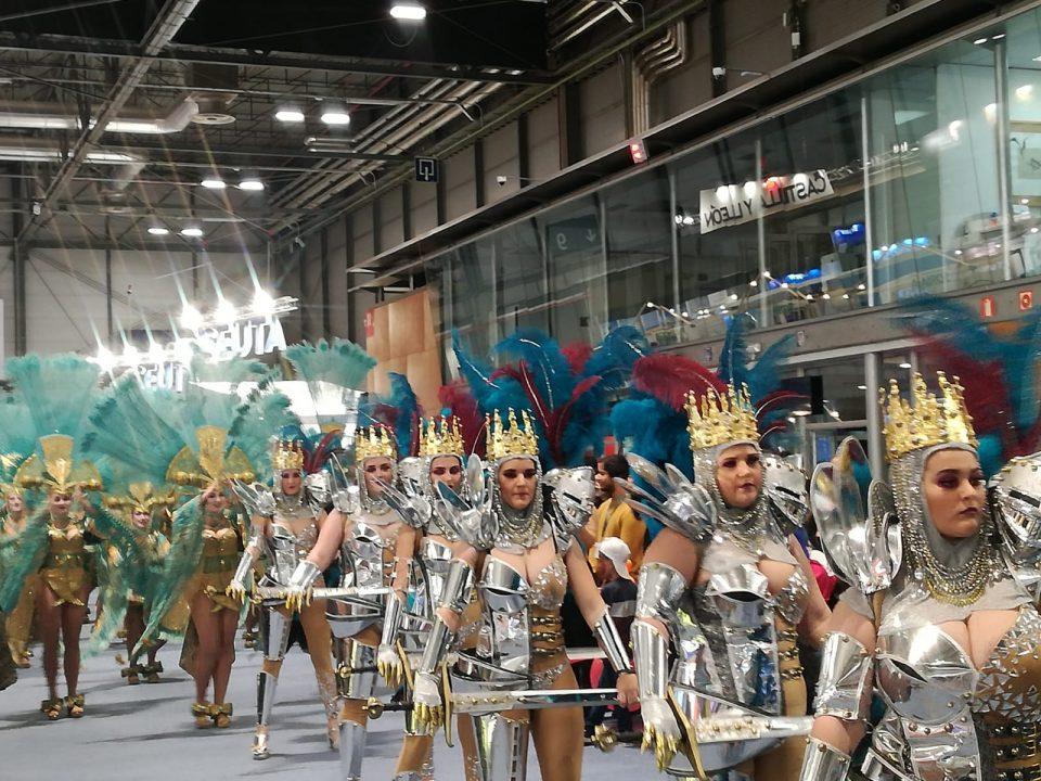 El Carnaval de Torrevieja arrasa en FITUR 6