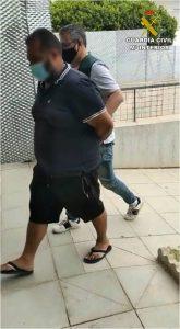 Detenidos en Almoradí por robos en casa de campo y explotaciones agrícolas 7