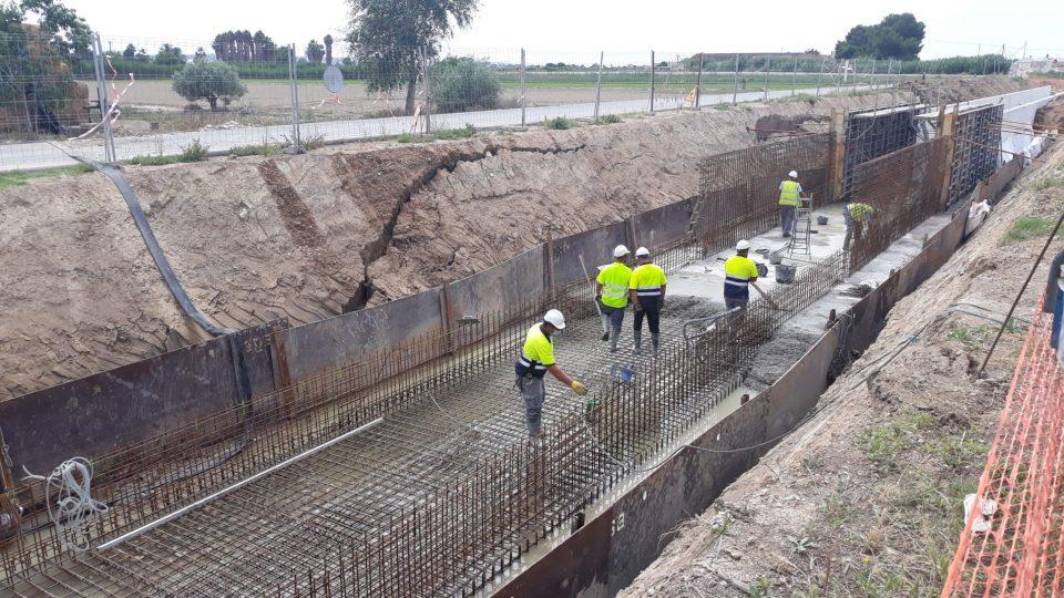 La Generalitat invierte 9´3 millones de euros este año para reparar infraestructuras agrarias dañadas por la DANA 6