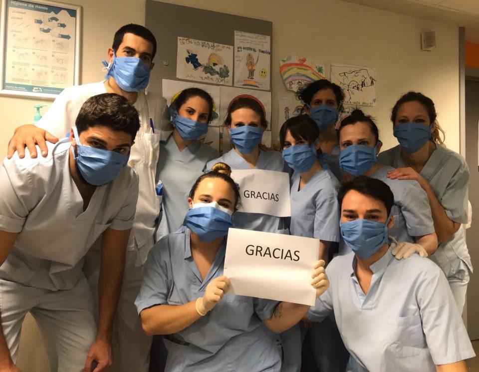 El Hospital de Torrevieja recibe multitud de donaciones durante la crisis sanitaria 6