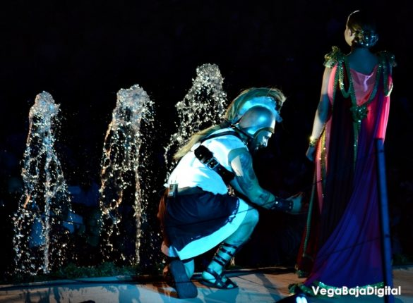 La Encantá da paso a las fiestas de Guardamar 34