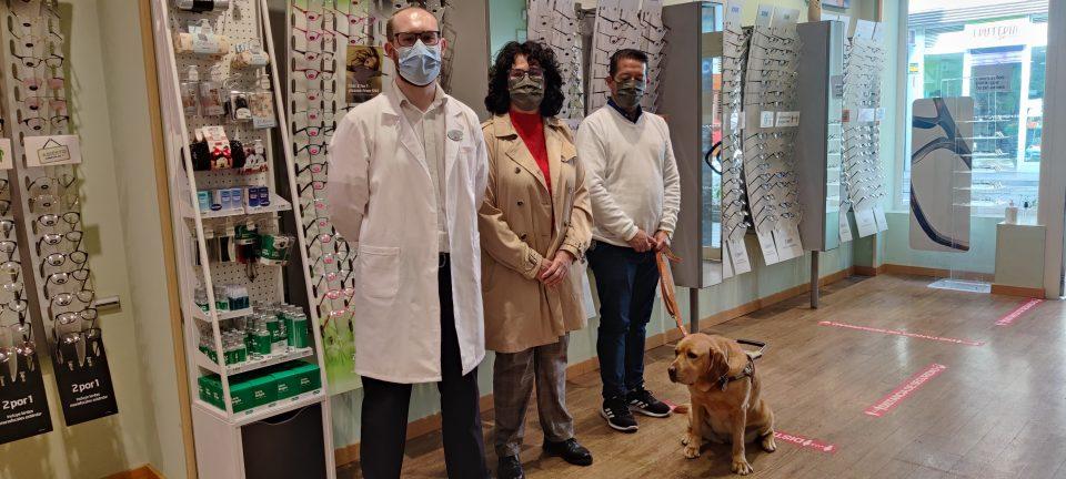 La Fundación ONCE del Perro Guía recauda 1.325€ a través de paseos virtuales 6
