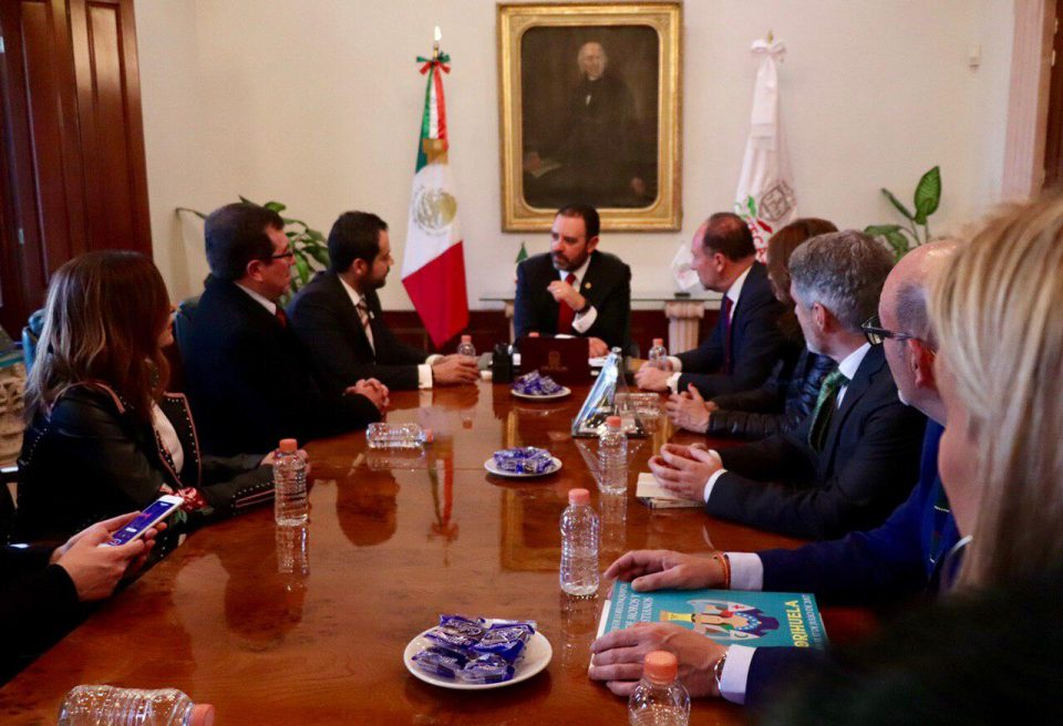 Arrancan las primeras reuniones en Zacatecas 6