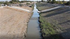 La CHS realiza labores de mantenimiento del río en Benejúzar 8