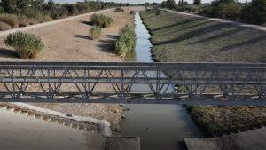 La CHS realiza labores de mantenimiento del río en Benejúzar 7