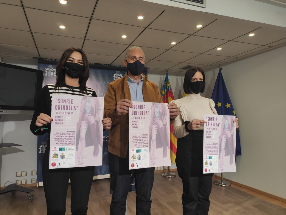 Orihuela acoge un rastrillo y desfile de moda solidario a beneficio de Cáritas 6